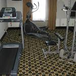 Excercise room - not really a gym