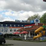  Hotel Etap, Bielefeld, Germany