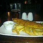  Fish &amp; Chips del Bridge Hotel