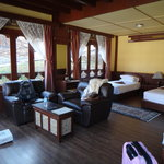  My room at Tashi