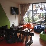 Photo de Los Andes Hostel