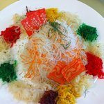 Chinese New Year Yu Sheng