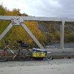 Biking the Denali Highway