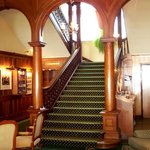  main stairway