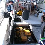  dive boat control problems