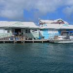  Hugh Parkey&#39;s private island base