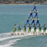 Sarasota Ski-A-Rees Water Ski Show