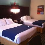 Holiday Inn Express Hotel & Suites West Point Foto