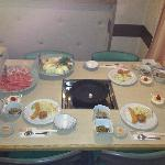 Dinner for 3 ... awesome food