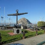  morro rock depuis la promenade