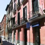  Calle Puebla 14. Pension Cartagenera - on the 1st floor.
