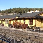  Truckee train depot