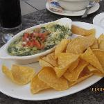 Spinach and Artichoke dip - YUMMY