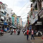 Photo of Pham Ngu Lao Street