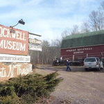 Norman Rockwell Museum & Sign