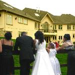  We have room for your wedding entourage