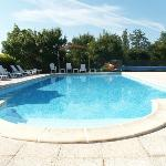 Easy Access to Heated Pool