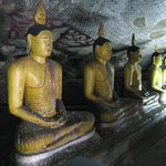 Golden Cave Temple