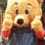 Barn Bear (PlayBarn Mascot)