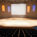 Purpose built auditorium