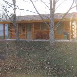  our 1st cabin