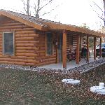  pics of cabin