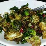 Silver Brussel Sprouts
