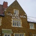 Foto de The Golden Lion Hotel