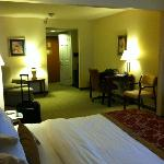 King suite. Very clean and inviting!