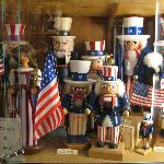  July 4th nutcrackers