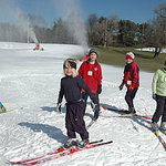 Weston Ski Track