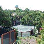  View of Tennis Courts from Condo