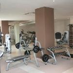 Esprit Executive Apartments Gym