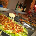 Aperitivo Buffet every Saturday at NICE