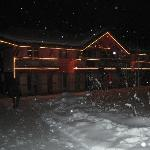 Chalet Flo - Magical at Night