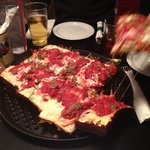 Detroit Square Pizza- WOW