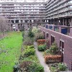 Barbican Centre garden