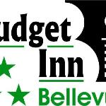  Budget inn bellevue surat logo