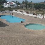 "Takoradi Beach Hotel - ""Concrete-Overdose"" Swimming Pools"