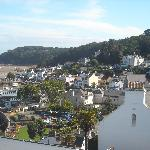View from room across St.Aubin