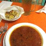 Tomato/Onion Soup - Traditional Madeira Soup - this one EXCELLENT