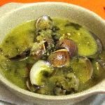  Clams with GarlicParsley/Coriander - Lemon