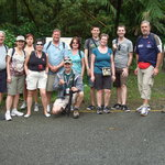 Rainforest Nature Walk to Waterfall Adventure