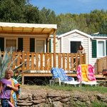 Camping La Pierre Verte