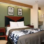 Sleep Inn Shallowford resmi