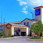 Sleep Inn, Wythevilleの写真