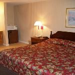  Non-smoking guest room with king bed