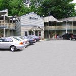  Town House Inn Oneonta NYExterior