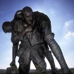 Cobbers statue, Fromelles