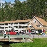 Foto van Keystone Boardwalk Inn & Suites